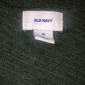 Old Navy Sweaters - 💚 Old Navy GREEN Cardigan 💚